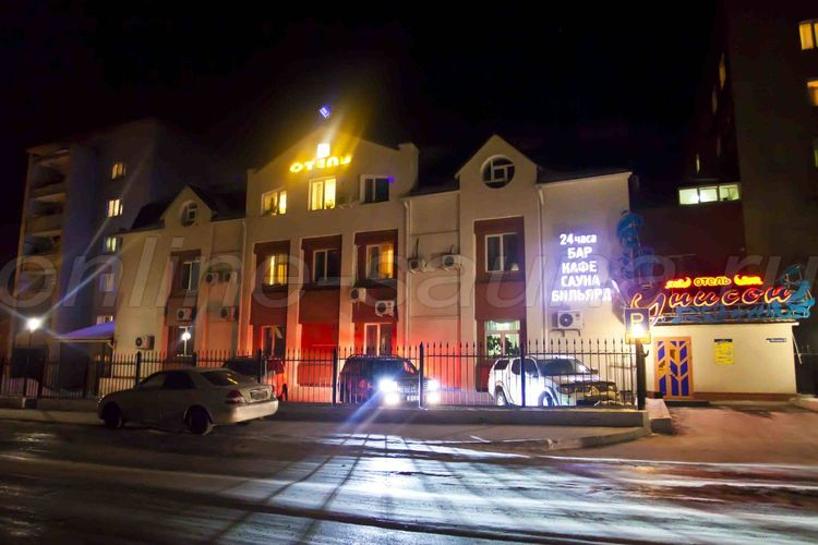 Унисон, гостинично-развлекательный комплекс
